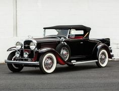 Nice Images Collection: 1931 Buick 94 Roadster Desktop Wallpapers