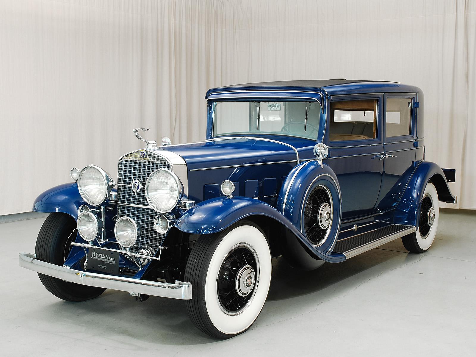 HQ 1931 Cadillac V12 Wallpapers | File 512.97Kb