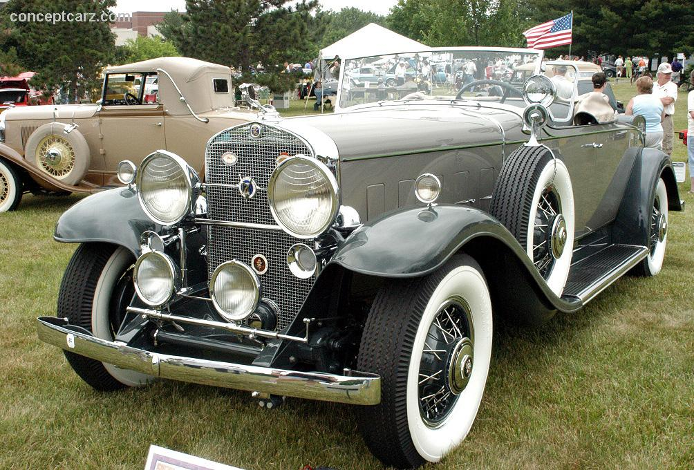 HD Quality Wallpaper | Collection: Vehicles, 1004x680 1931 Cadillac V12