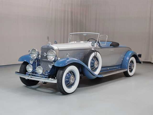 HD Quality Wallpaper | Collection: Vehicles, 640x480 1931 Cadillac V12