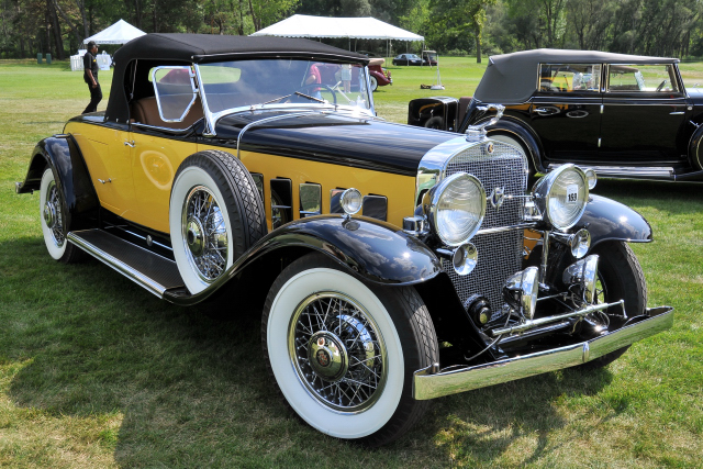Images of 1931 Cadillac V12 | 640x427