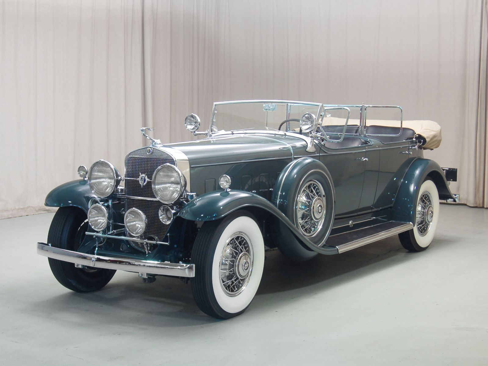 1931 Cadillac V12 High Quality Background on Wallpapers Vista