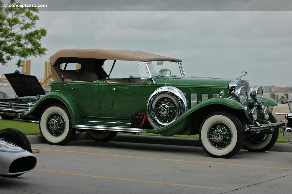 High Resolution Wallpaper | 1931 Cadillac V12 1024x681 px