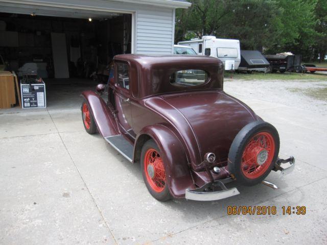 1931 Chrysler 3 Window Coupe HD wallpapers, Desktop wallpaper - most viewed