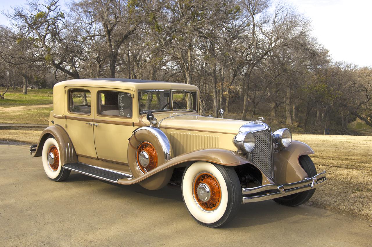 High Resolution Wallpaper | 1931 Chrysler Imperial 1280x850 px