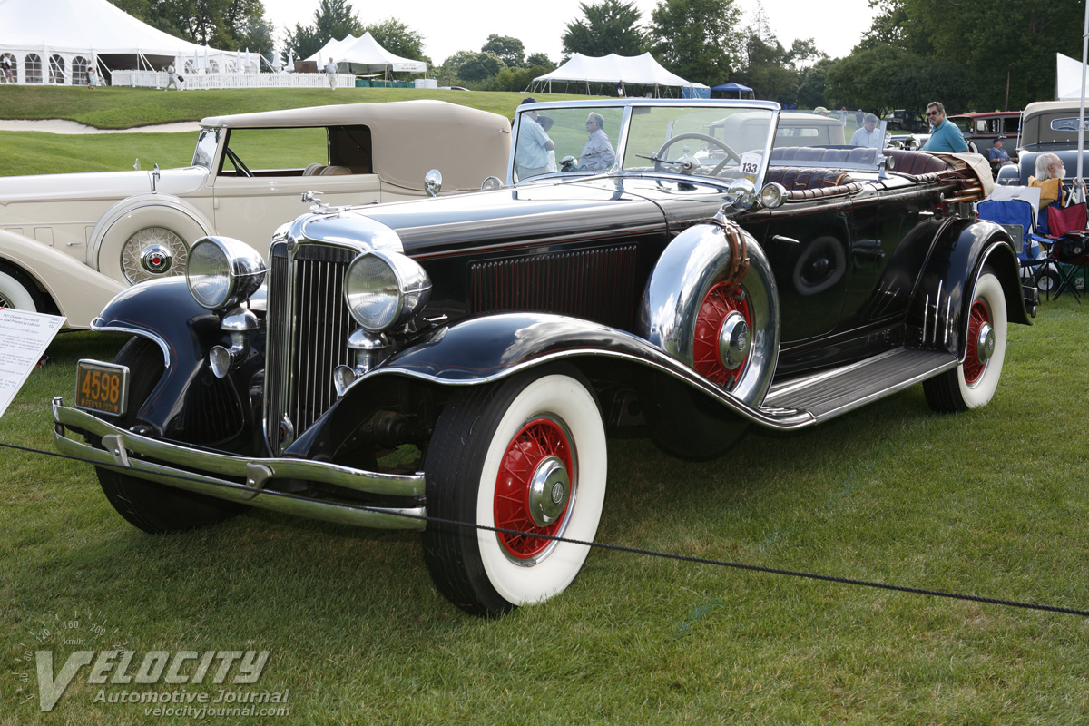 Nice Images Collection: 1931 Chrysler Imperial Desktop Wallpapers