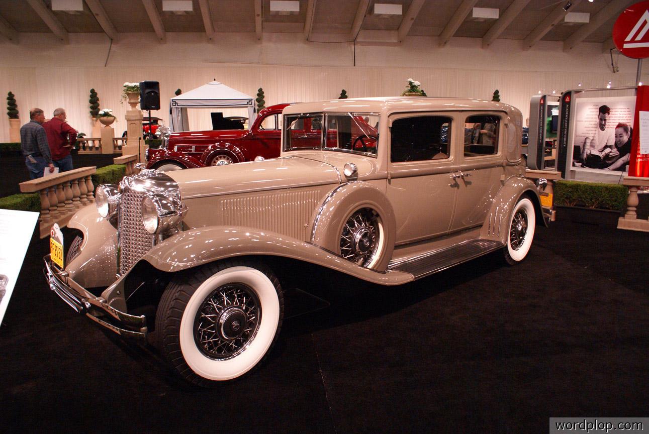 HQ 1931 Chrysler Imperial Wallpapers | File 441.3Kb