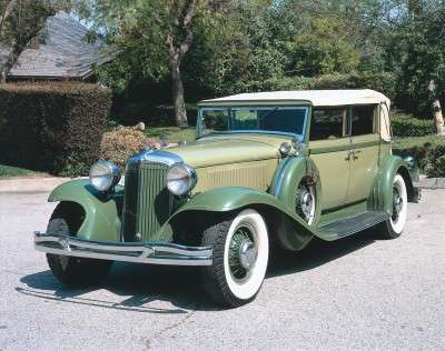 1931 Chrysler Imperial Backgrounds, Compatible - PC, Mobile, Gadgets| 400x316 px