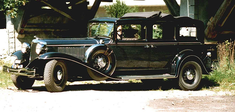 1931 Chrysler Imperial Backgrounds on Wallpapers Vista