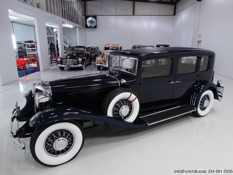 High Resolution Wallpaper | 1931 Chrysler Imperial 800x600 px