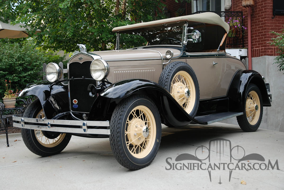 Nice wallpapers 1931 Ford Model A 1200x803px