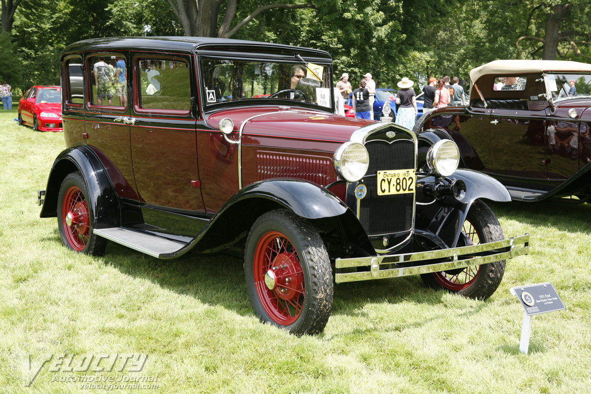 HD Quality Wallpaper | Collection: Vehicles, 1200x800 1931 Ford Model A