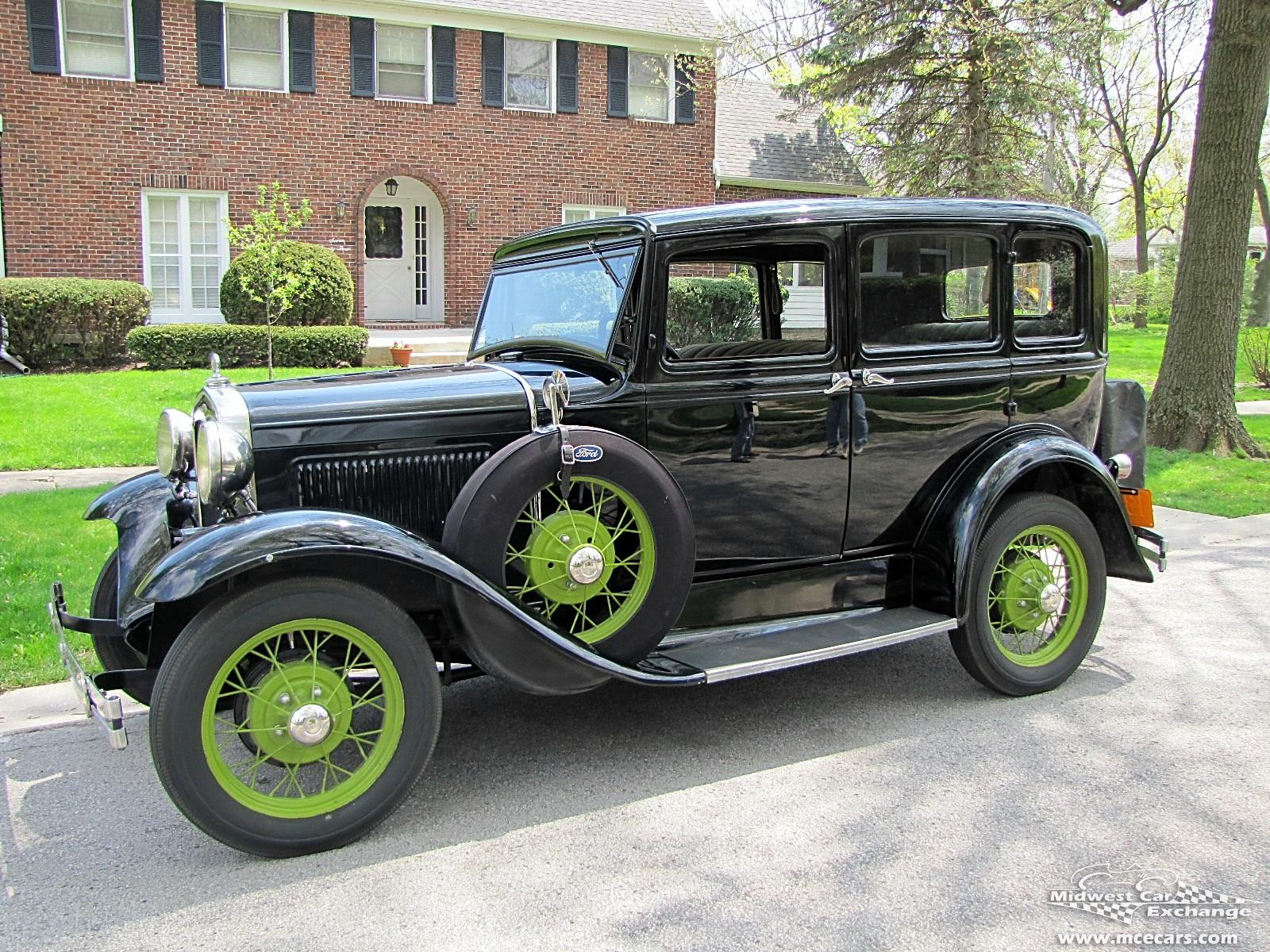 1931 Ford Model A Backgrounds, Compatible - PC, Mobile, Gadgets| 1600x1200 px