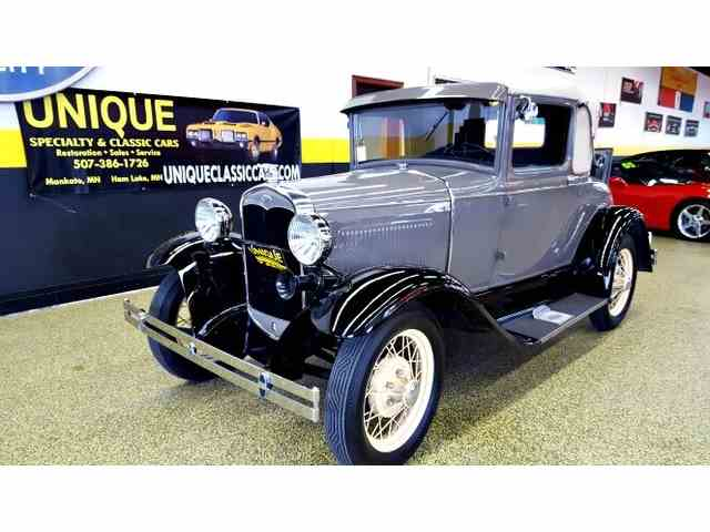 1931 Ford Model A Backgrounds, Compatible - PC, Mobile, Gadgets| 640x480 px