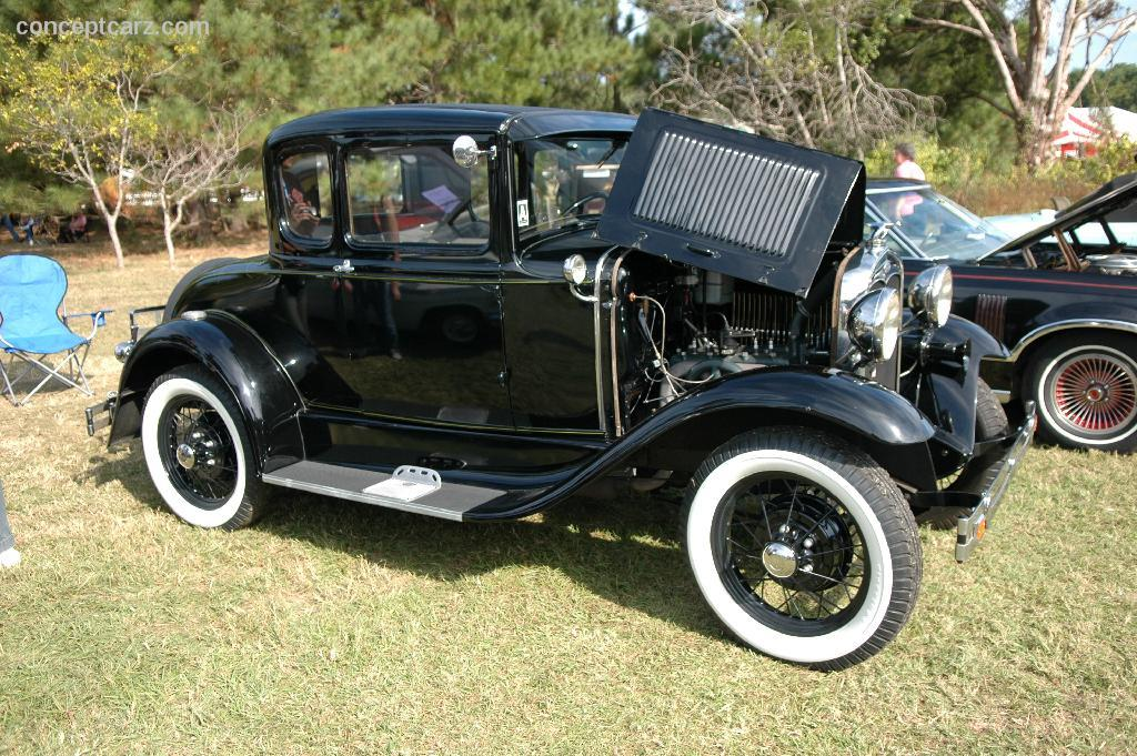 Nice wallpapers 1931 Ford Model A 1024x681px