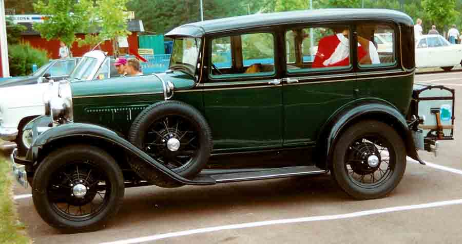 1931 Ford Model A Backgrounds, Compatible - PC, Mobile, Gadgets| 900x477 px