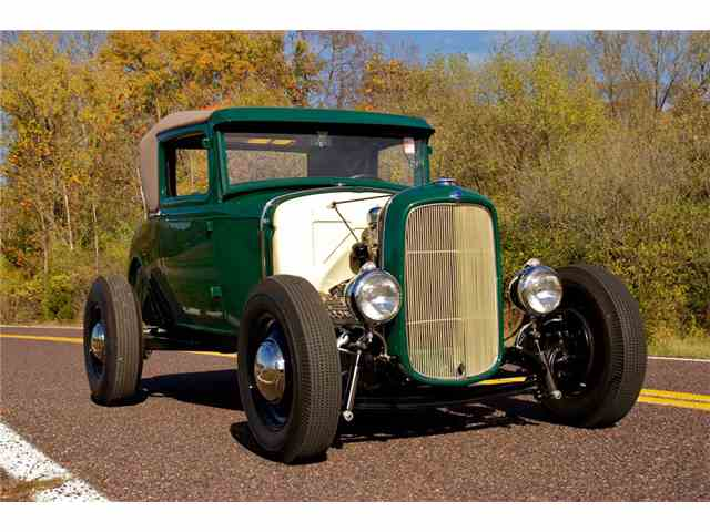 Images of 1931 Ford Model A | 640x480