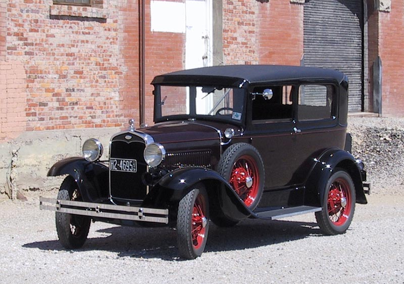 Nice Images Collection: 1931 Ford Model A Desktop Wallpapers