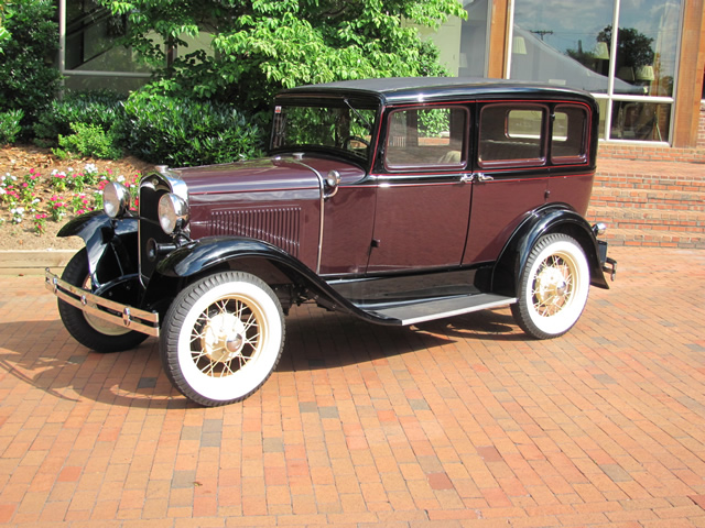 1931 Ford Model A High Quality Background on Wallpapers Vista