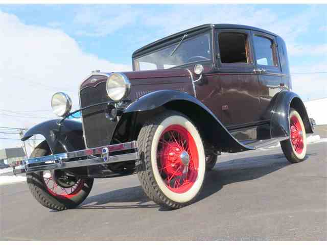 1931 Ford Model A Pics, Vehicles Collection