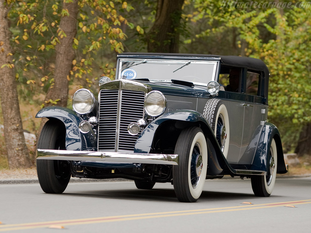 4 Door Convertible >> 1931 Marmon Sixteen 4 Door Convertible Sedan By Lebaron