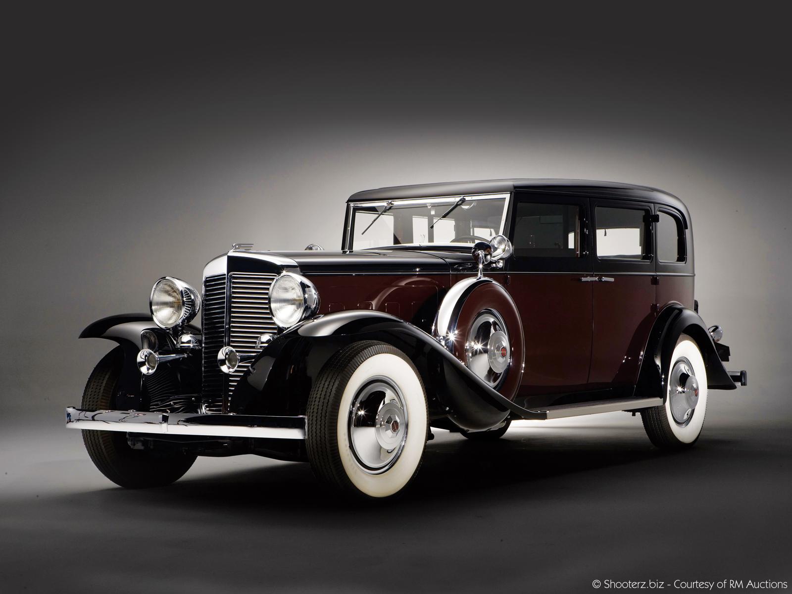 1600x1200 > 1931 Marmon Sixteen 4 Door Convertible Sedan By LeBaron Wallpapers