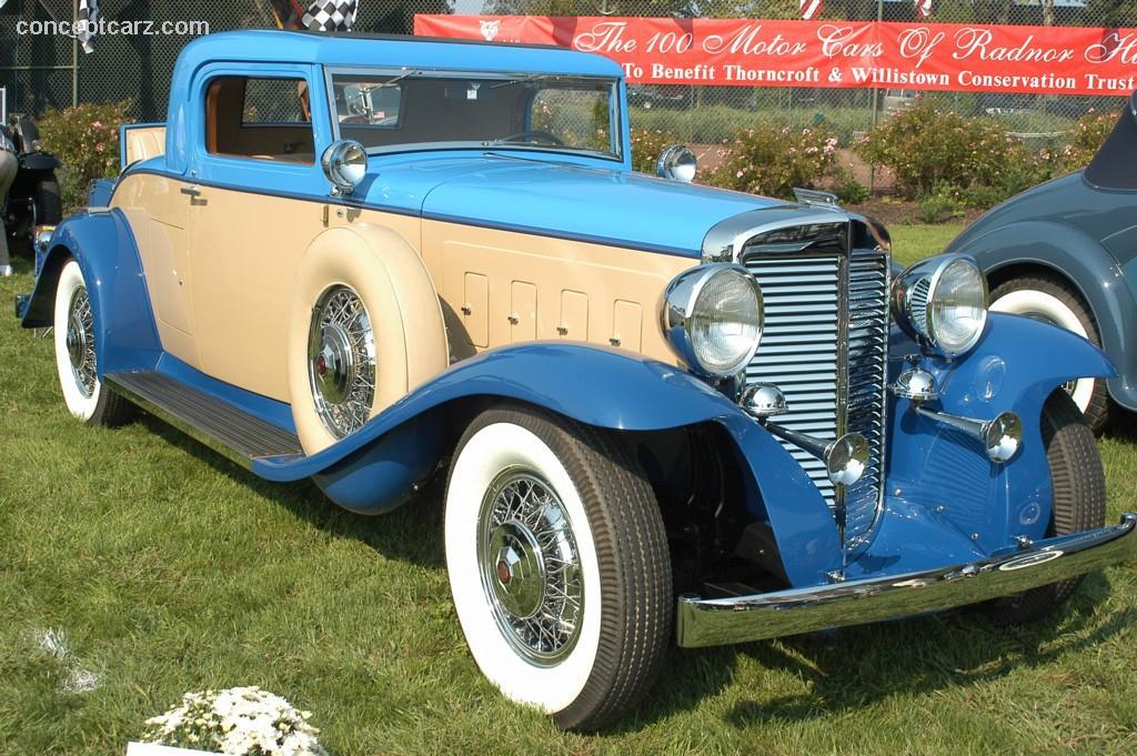 1024x681 > 1931 Marmon Sixteen 4 Door Convertible Sedan By LeBaron Wallpapers