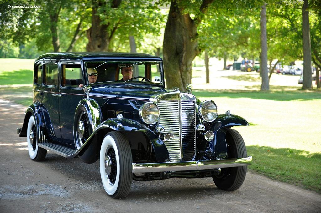 Amazing 1931 Marmon Sixteen 4 Door Convertible Sedan By LeBaron Pictures & Backgrounds