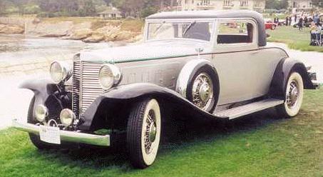 HD Quality Wallpaper   Collection: Vehicles, 453x248 1931 Marmon Sixteen 4 Door Convertible Sedan By LeBaron