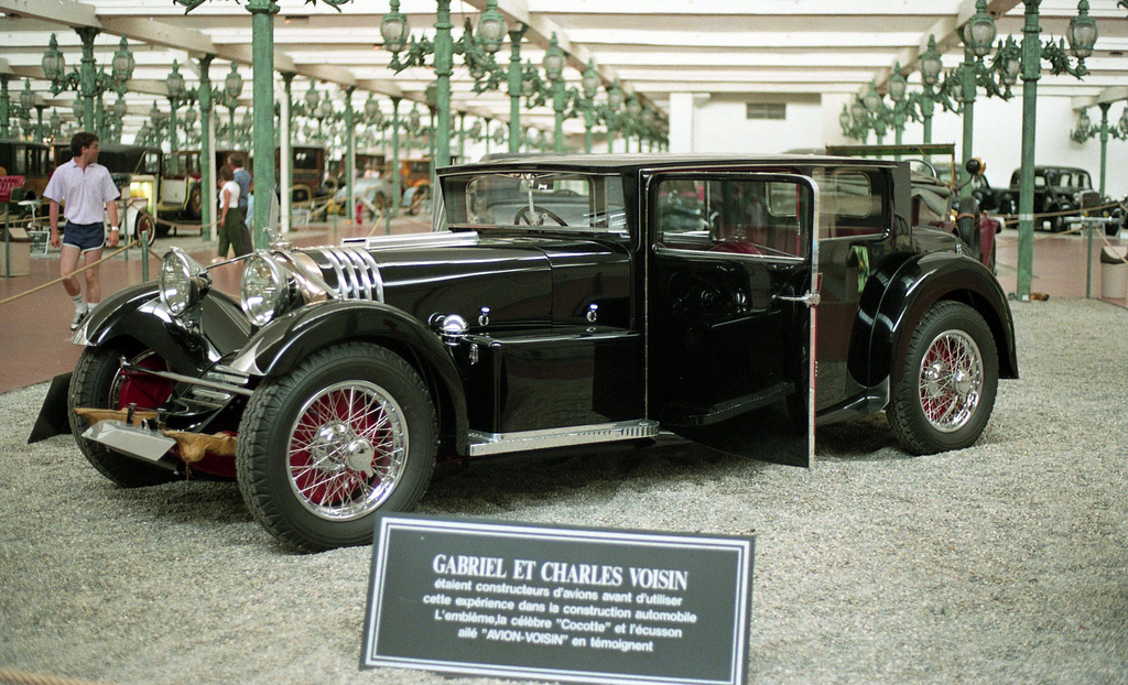 HD Quality Wallpaper | Collection: Vehicles, 1024x622 1931 Voisin C20