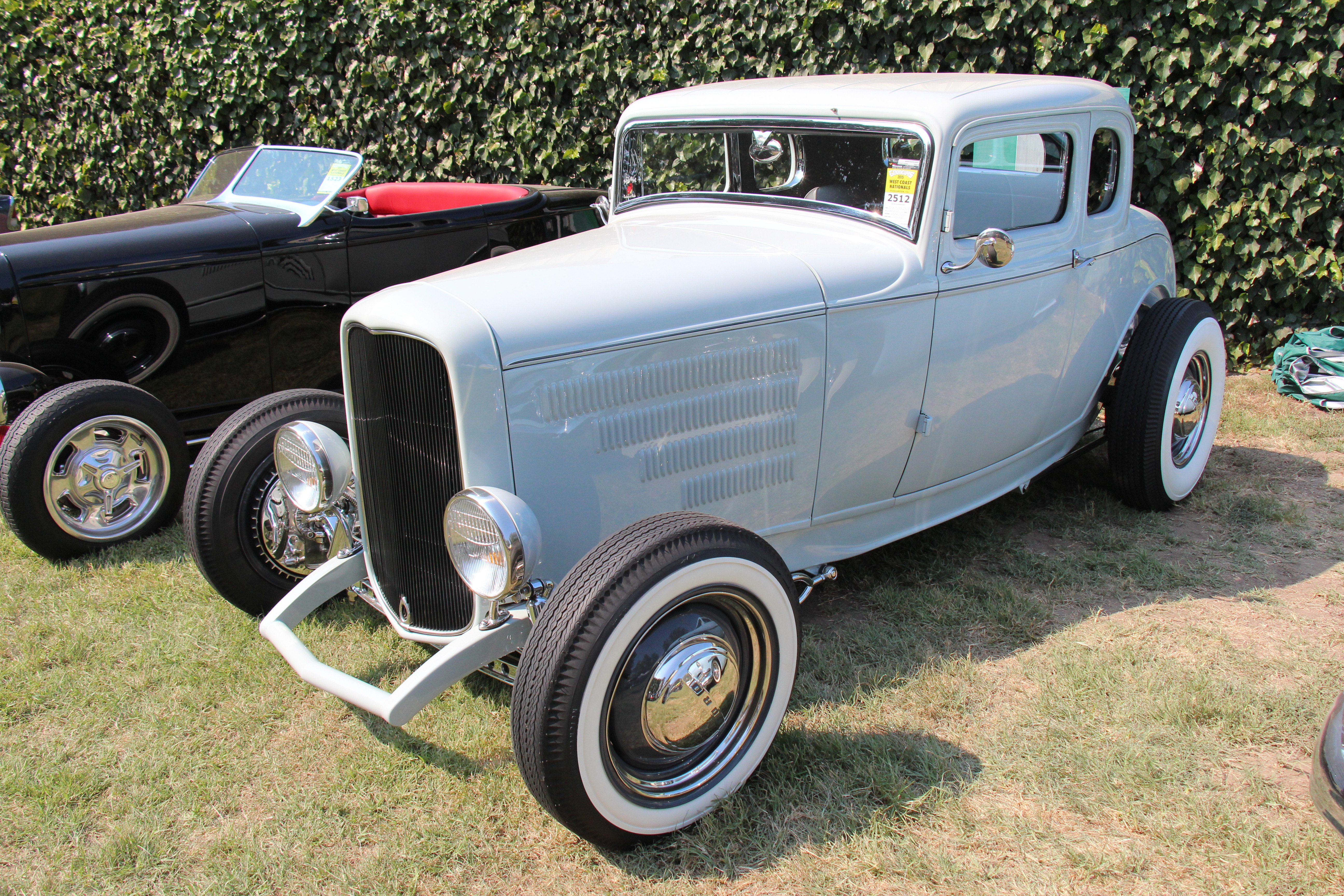 High Resolution Wallpaper | 1932 Ford Five Window Coupe 5184x3456 px