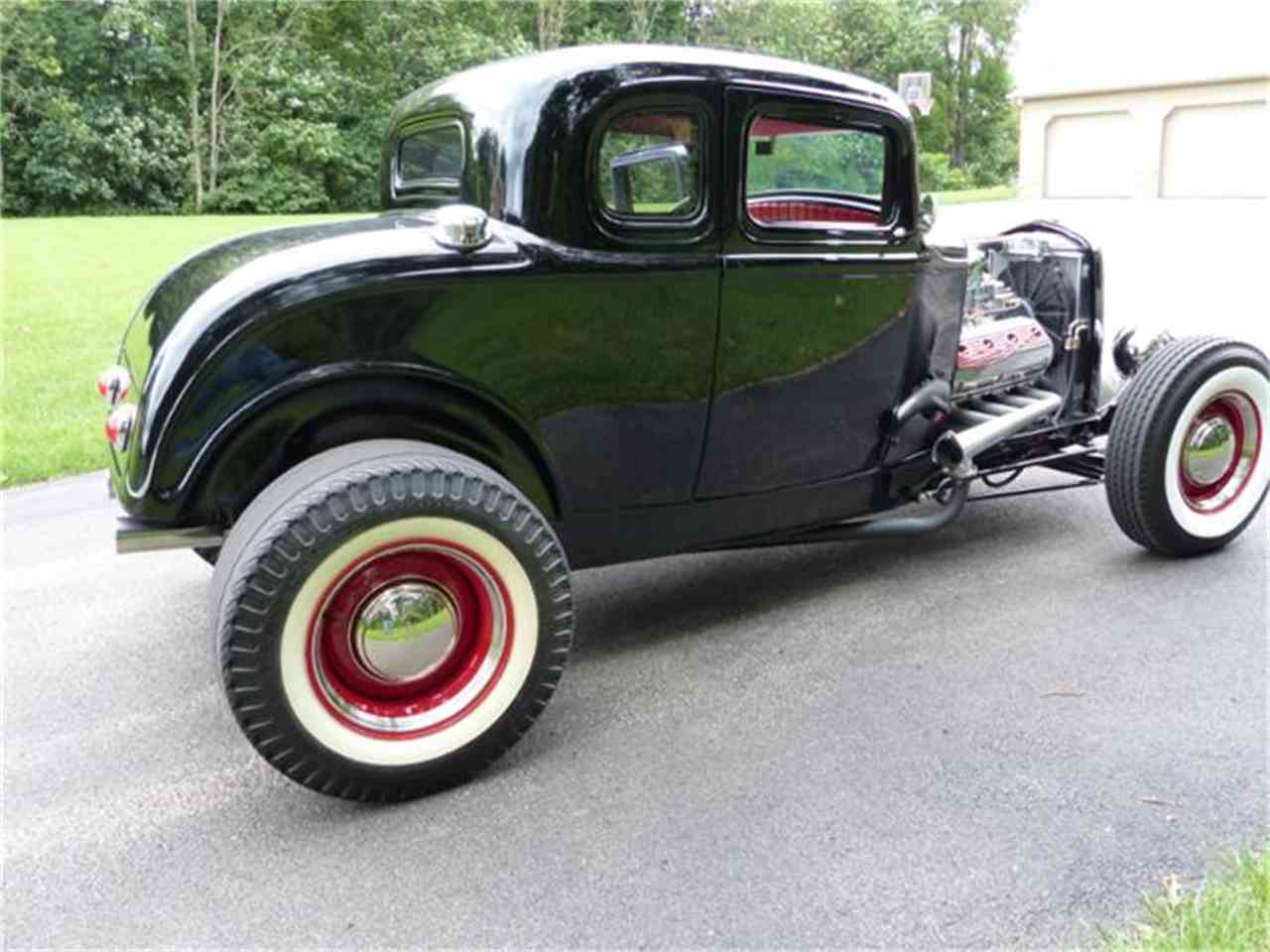 1932 Ford Five Window Coupe High Quality Background on Wallpapers Vista