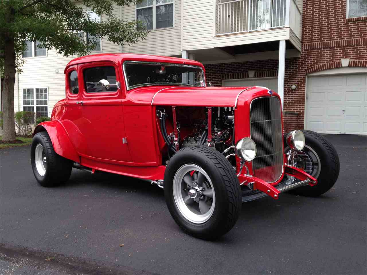 Nice wallpapers 1932 Ford Five Window Coupe 1280x960px
