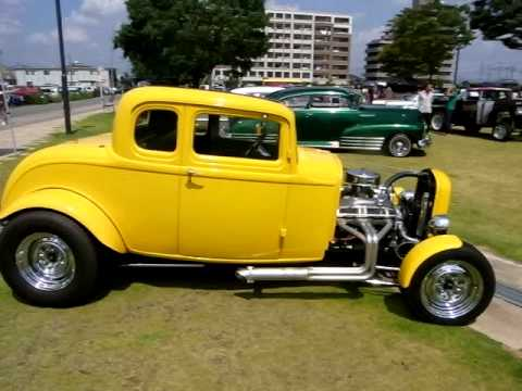 1932 Ford Five Window Coupe Backgrounds, Compatible - PC, Mobile, Gadgets| 480x360 px