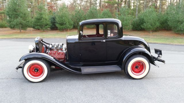 Images of 1932 Ford Five Window Coupe | 640x360