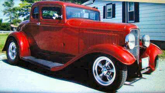 Amazing 1932 Ford Five Window Coupe Pictures & Backgrounds