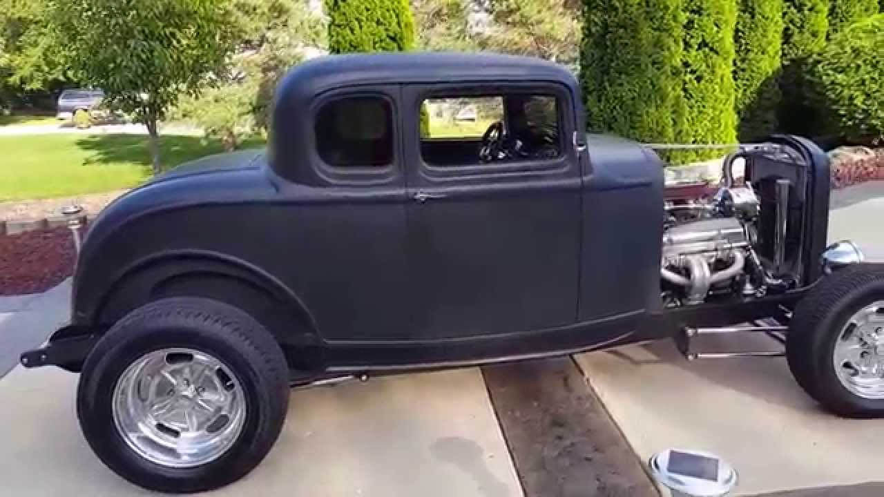 HQ 1932 Ford Five Window Coupe Wallpapers | File 90.8Kb
