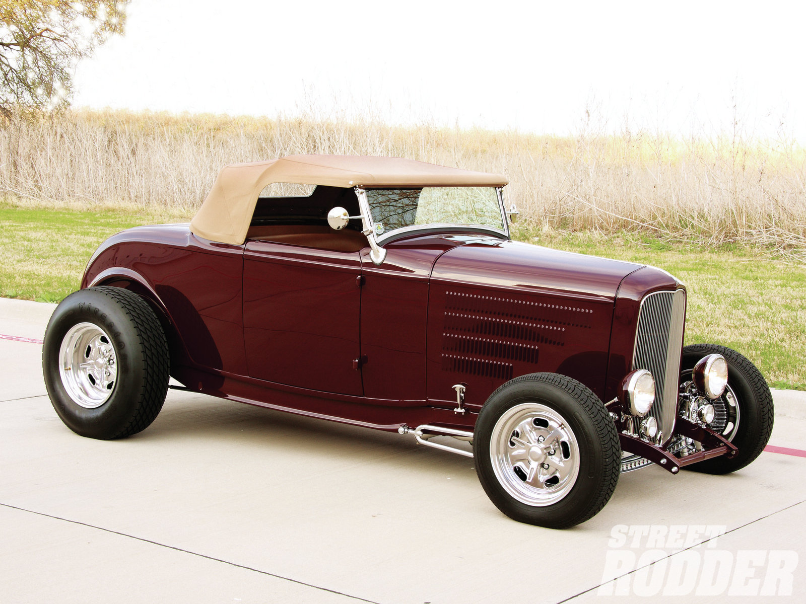1932 Ford Roadster Pics, Vehicles Collection
