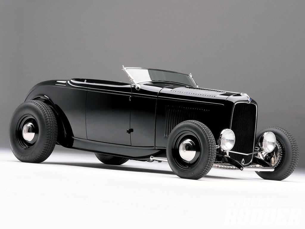 1024x768 > 1932 Ford Roadster Wallpapers