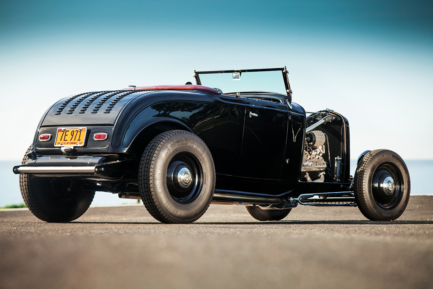 Nice wallpapers 1932 Ford Roadster 1500x1000px