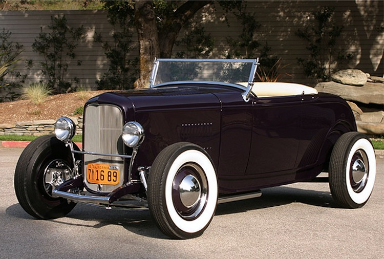Nice wallpapers 1932 Ford Roadster 750x506px