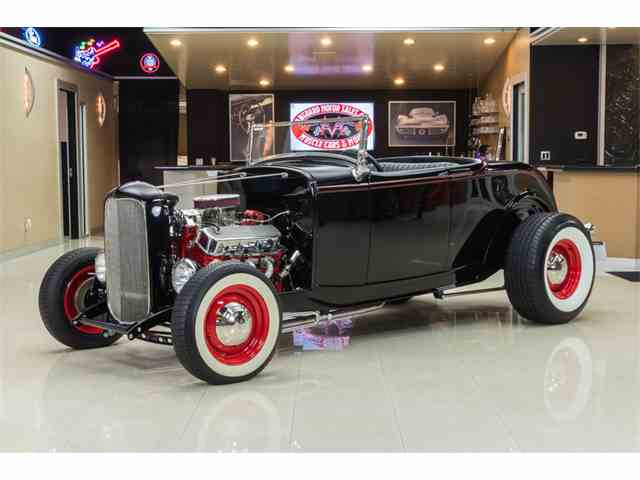 Nice wallpapers 1932 Ford Roadster 640x480px
