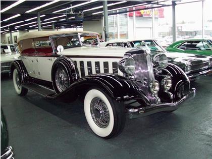 1933 Chrysler Cl Imperial Sport Phaeton Backgrounds on Wallpapers Vista