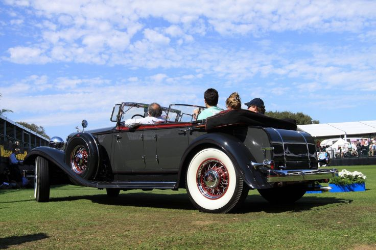 1933 Chrysler Cl Imperial Sport Phaeton High Quality Background on Wallpapers Vista