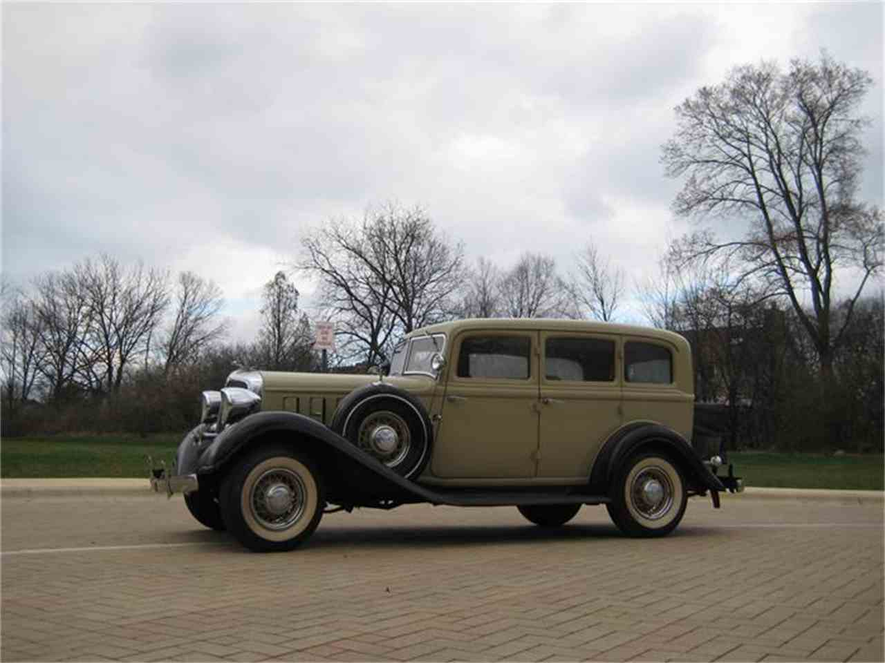 Amazing 1933 Chrysler Imperial Pictures & Backgrounds