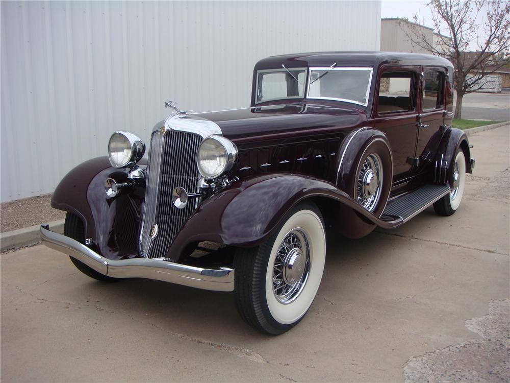 HQ 1933 Chrysler Imperial Wallpapers   File 92.03Kb