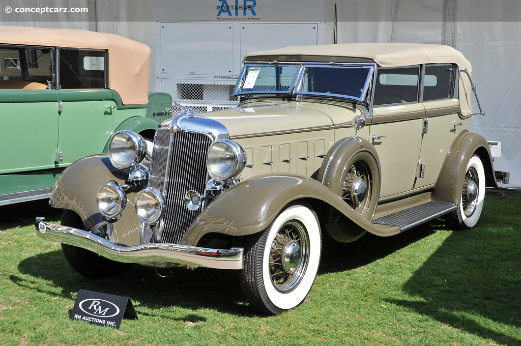 1933 Chrysler Imperial Backgrounds, Compatible - PC, Mobile, Gadgets  1024x680 px