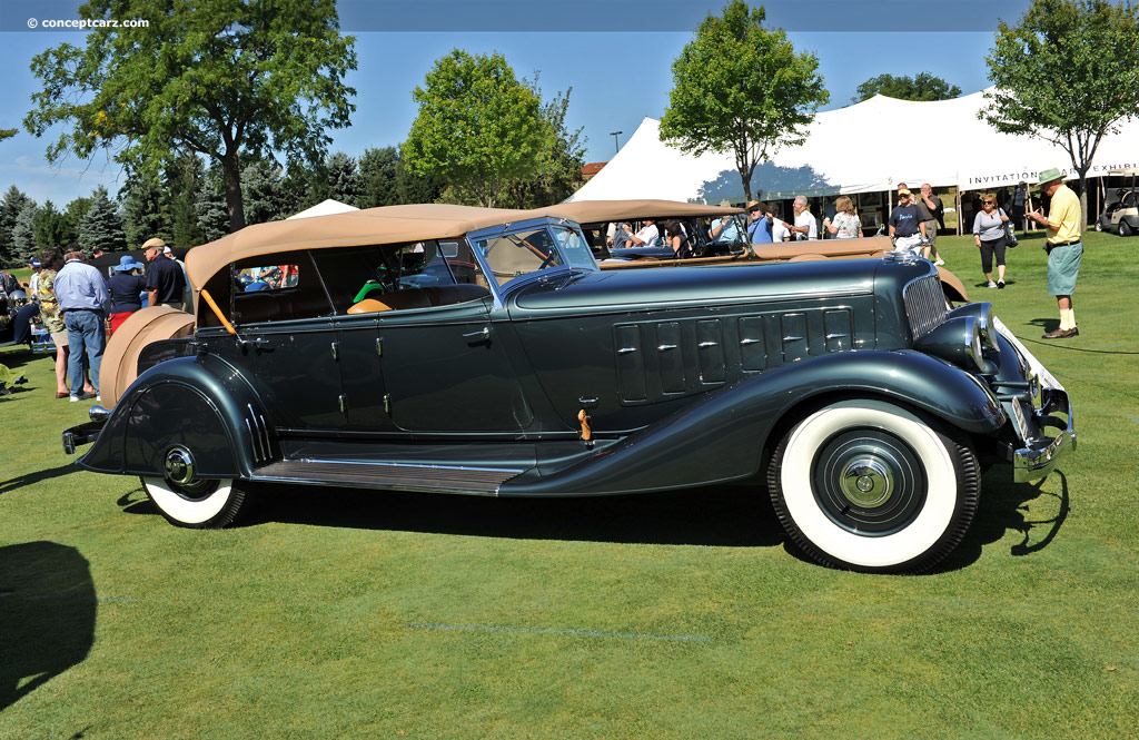 1933 Chrysler Imperial Backgrounds, Compatible - PC, Mobile, Gadgets  1024x665 px