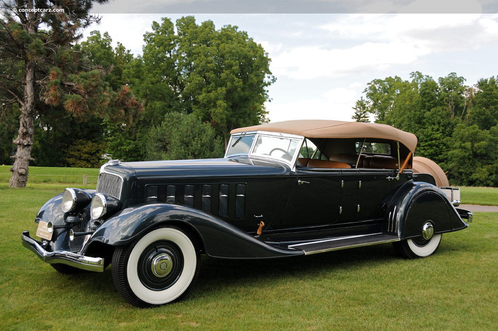 1933 Chrysler Imperial Pics, Vehicles Collection