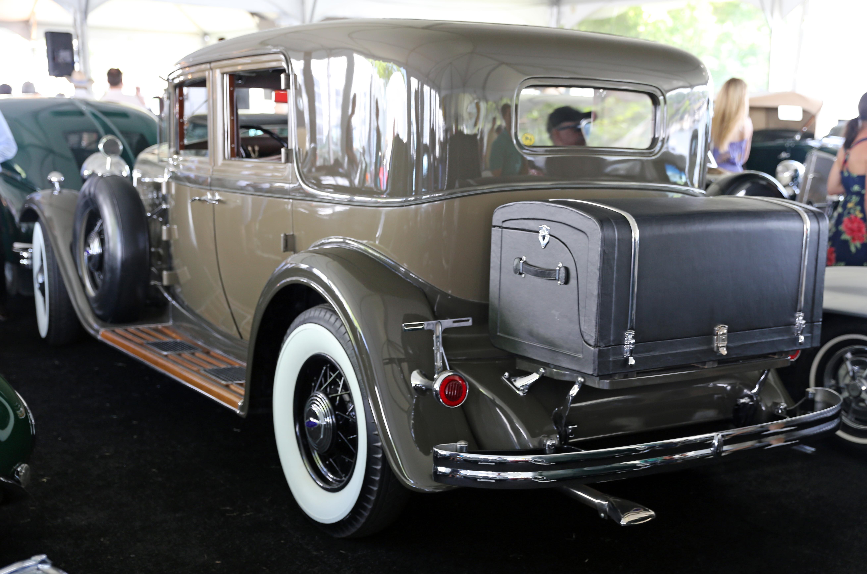 Nice wallpapers 1933 Lincoln Model Ka 5236x3472px
